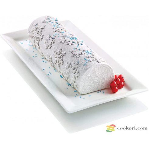 Silikomart Frozen buche mat