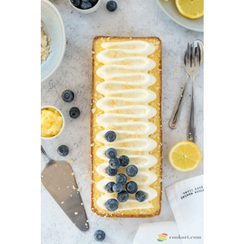 Silikomart Kit tarte nouvelle vague set ring+ silicone mat