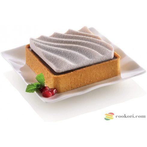 "Silikomart ""Mini tarte sand"" mini tarte készlet"