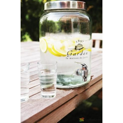 Glass for limonade 10L