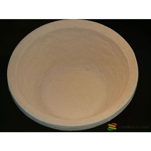 Fapép szakajtó kerek 0,7kg kenyérhez (18,5cm)