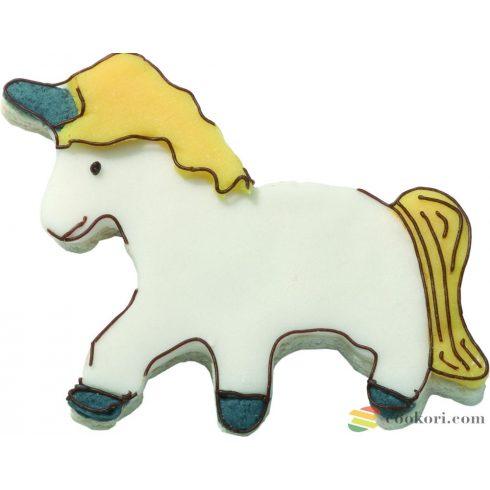 Birkmann Unicorn cookie cutter