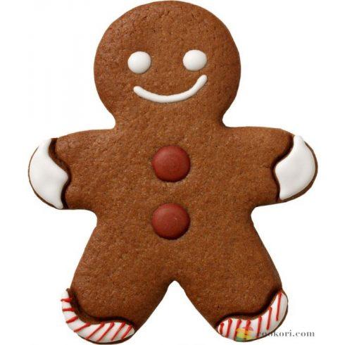 Birkmann Cookie cutter gingerman, 12cm
