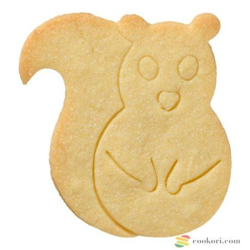 Birkmann Squirell cookie cutter