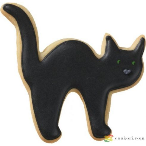Birkmann Cookie cutter Halloween cat 8cm