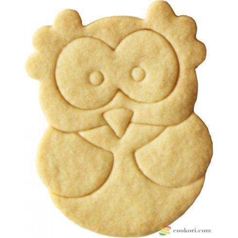 Birkmann Owl cookie cutter