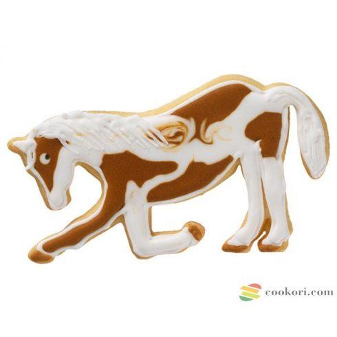 Birkmann Horse bowing cookie cutter 12,5cm