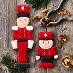 Birkmann Nutcracker cookie cutter 10cm