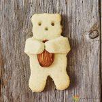 Cuddle teddy cookie cutter 6,5cm