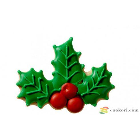 Birkmann Holly cookie cutter