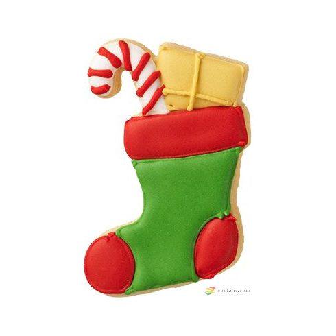 Birkmann Cookie cutter Christmas sock, 9cm
