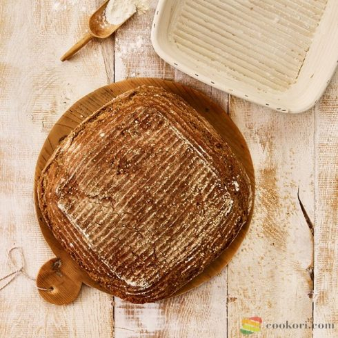 Birkmann Bread proofing basket 25x25 cm