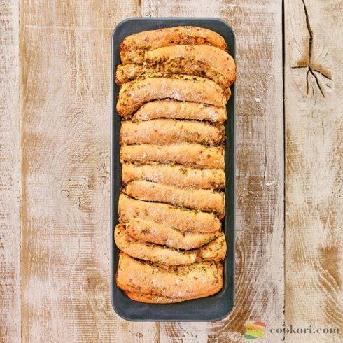 Birkmann Zománcozott kenyérsütő forma 30cm (1500-2000gr)