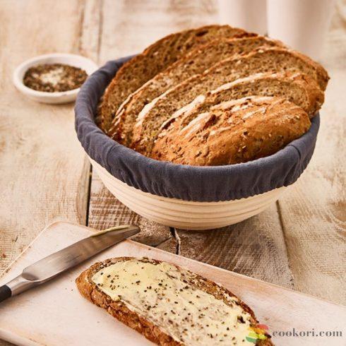 Birkmann Takaró 20cm kerek kenyérkelesztő kosárhoz