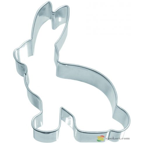 Birkmann Cookie cutter sitting rabbit 7cm