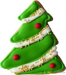 Birkmann Karácsonyfa kiszúróforma 7,5cm