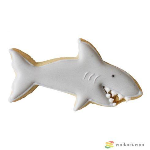 Birkmann Shark cookie cutter 10cm
