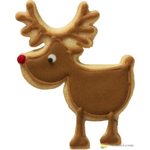 Birkmann Reindeer cookie cutter 9,2cm