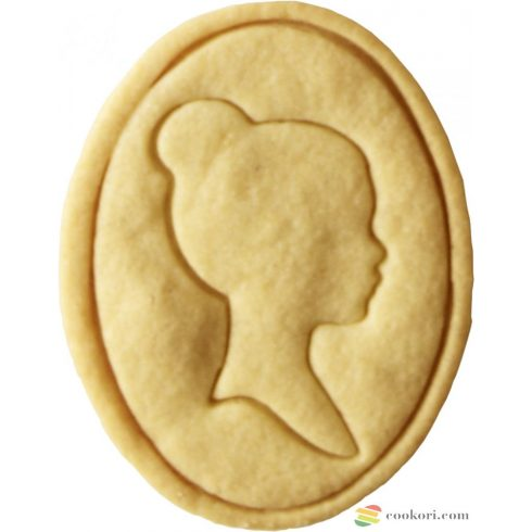 Birkmann Silhoulette cookie cutter