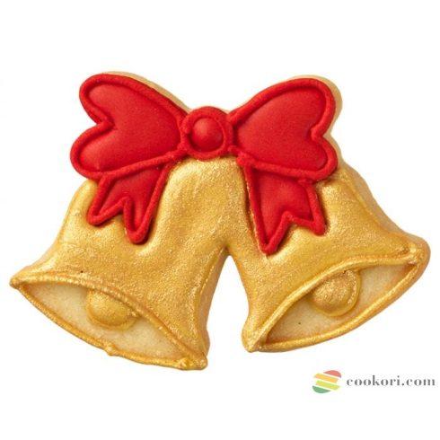 Birkmann Cookie cutter double bell 7,5cm