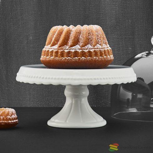 Birkmann Vintage tortatál, kerámia, 23cm