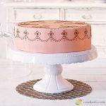 Birkmann Vintage kerámia tortatál, 30cm