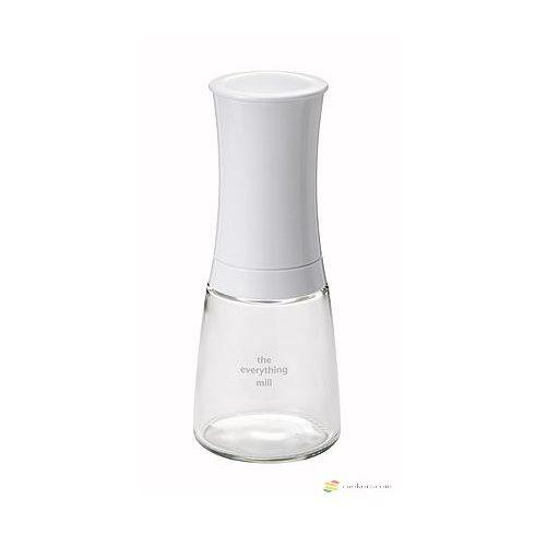 Kyocera állítható finomságú fűszerörlő, fehér