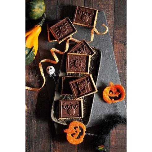 Silikomart Csokis keksz készítő készlet, szörnyek