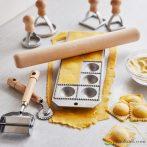 Eppicotispai Ravioli és tortellini készítő készlet, 8db-os