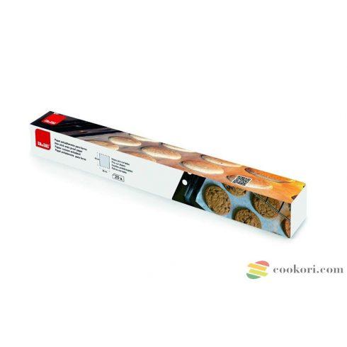 Ibili Non stick oven proof paper 20U