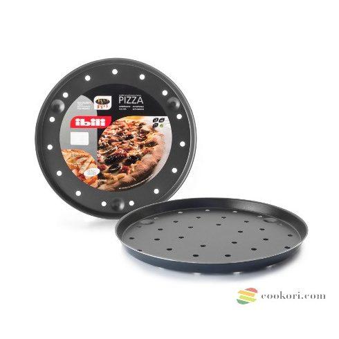 Ibili Lyukacsos pizza sütőforma, 28cm