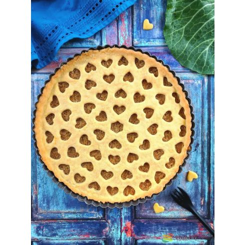 Ibili Fruit tart mould, loose bottom 28cm