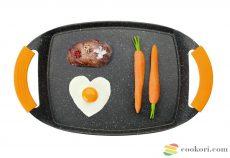 Ibili Grill sütőlap 36x22,5cm