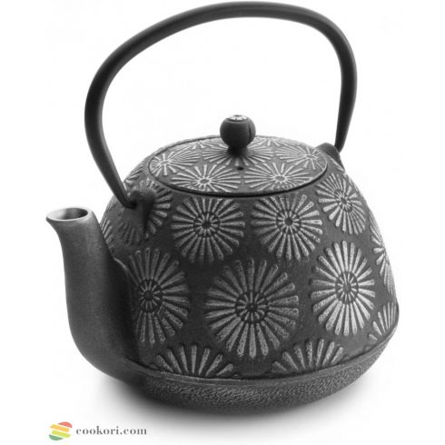 Ibili Cast Iron Tea pot Bali 1,2L
