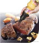 Ibili Silicon brush basting bottle