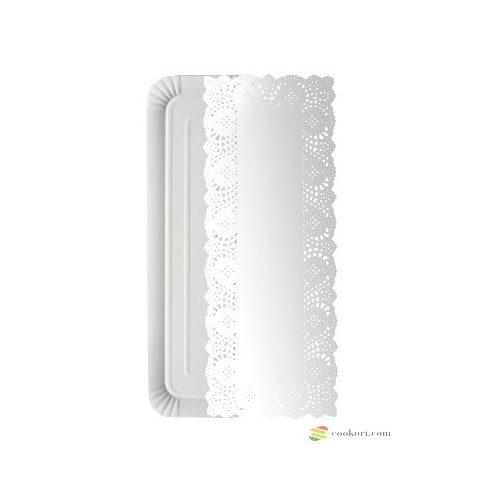 Ibili Papírtálca 3db(11x36cm)+ csipkepapír 3db (14x36cm)
