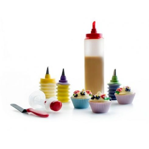 Ibili Cupcake set Lux