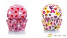 Ibili Muffin kapszli tavasz, 100 db