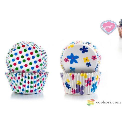Ibili baking cups (50+50pc)
