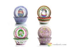 Ibili Húsvéti muffin kapszli, 100db