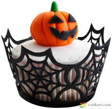 Ibili Muffin csipke pókháló, 10db