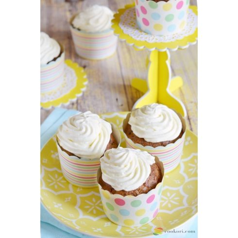 Ibili Round-colors baking cups