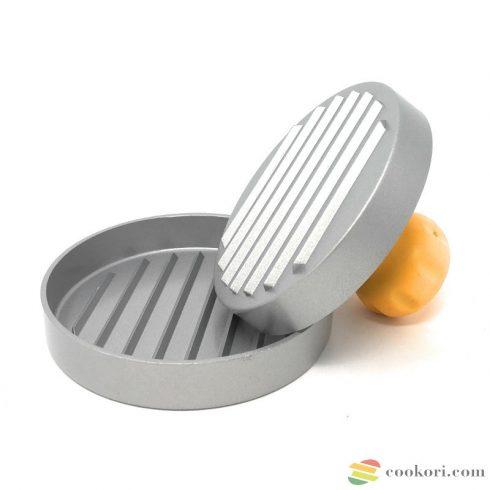 Hamburger pogácsa formázó Luxe