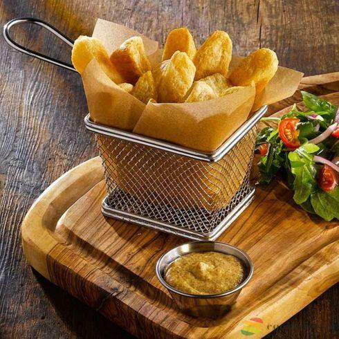 Ibili Square mini basket