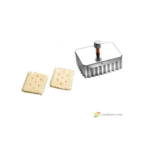 ibili Rectangular cookie cutter