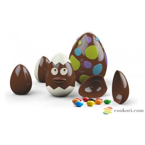 Ibili Csoki tojás készítő 3D, 3db-os