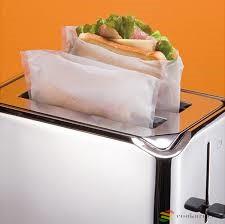 Ibili Meleg szendvics sütő zacskó