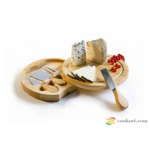Ibili sajtkés készlet, 4db-os