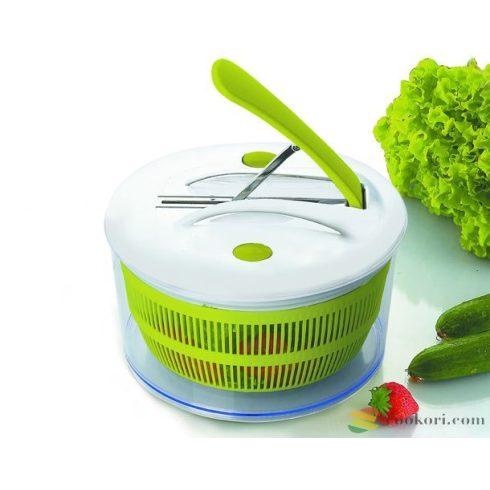 Ibili Salad spinner via pedal