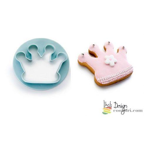 Ibili Cookie cutter crown